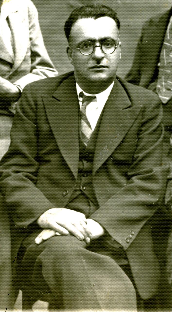 משה חי כהן-יזדי הארוני, כרמאנשאה, שנות ה-30
