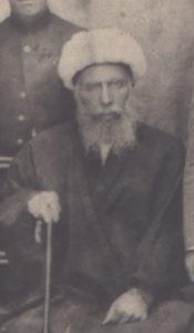 חכים נסיר אחר שאוסלם ב- 1896