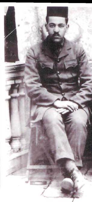 אליהו פירנזר, כרמאנשאה, שנת 1918 בערך.