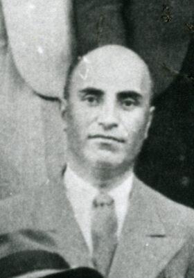 """ד""""ר פאטולה אמיני - כרמאנשה 1942"""